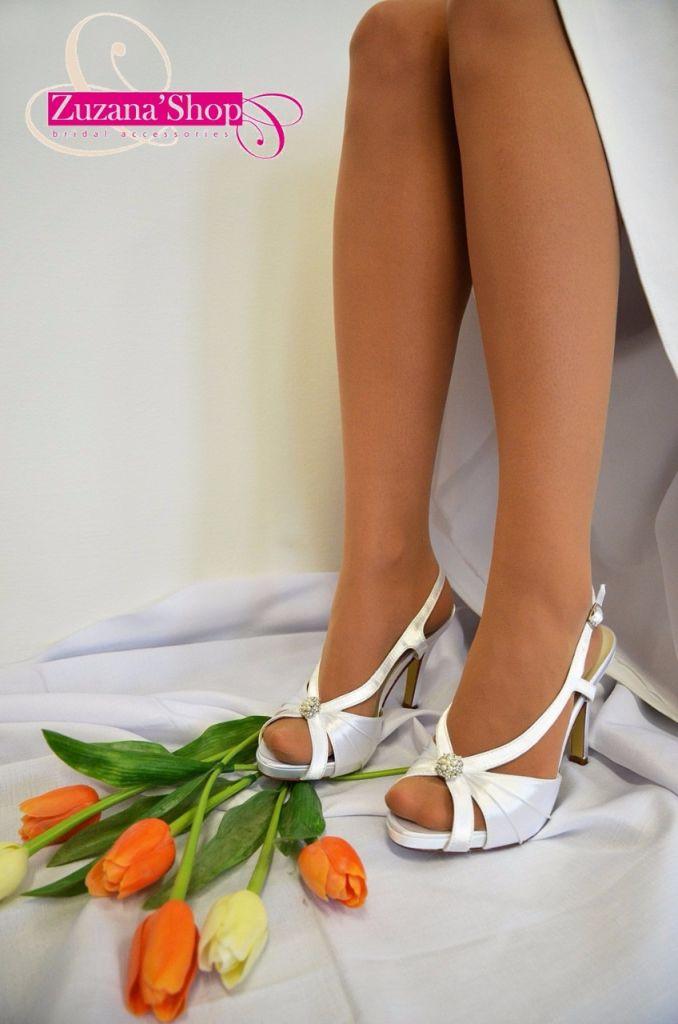 a46b978d7ba ... svatba a nevesta svatebni obuv zuzanashop slunecniky